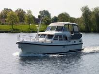Яхта Linssen Grand Sturdy 40.9 AC