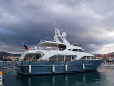 Яхта Benetti Tradition, 2009
