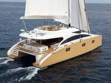 Катамаран Sunreef 82 Double Deck