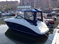 SeaRay Sundancer 260, 2012