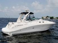 SeaRay Sundancer 340, 2001