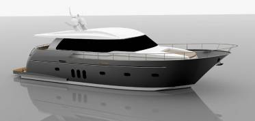 Яхты Continental II 15.00 Flybridge/Wheelhouse